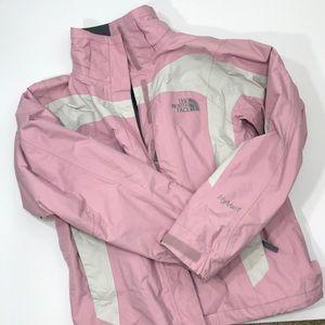 North Face Pink Small Jacket